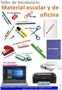 Stationary in Spanish