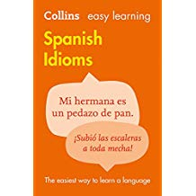 Spanish bookshop: Spanish Idioms