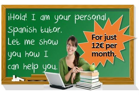Private Spanish tutors online