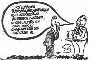 Spanish cognates and false friends