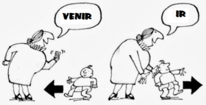 ir and venir differences