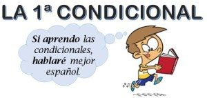 First conditional in Spanish