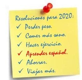 resoluciones para 2020