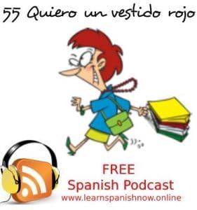 Free Spanish podcast